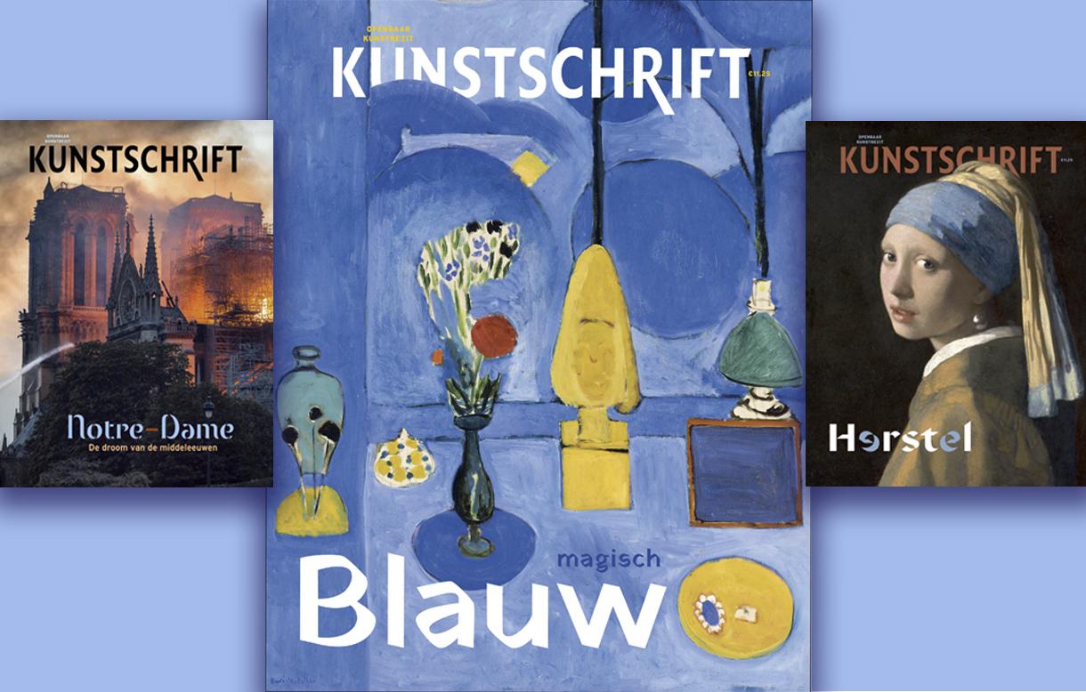 Doorbraak: 'Kunstschrift' schrijft Van Lymborch