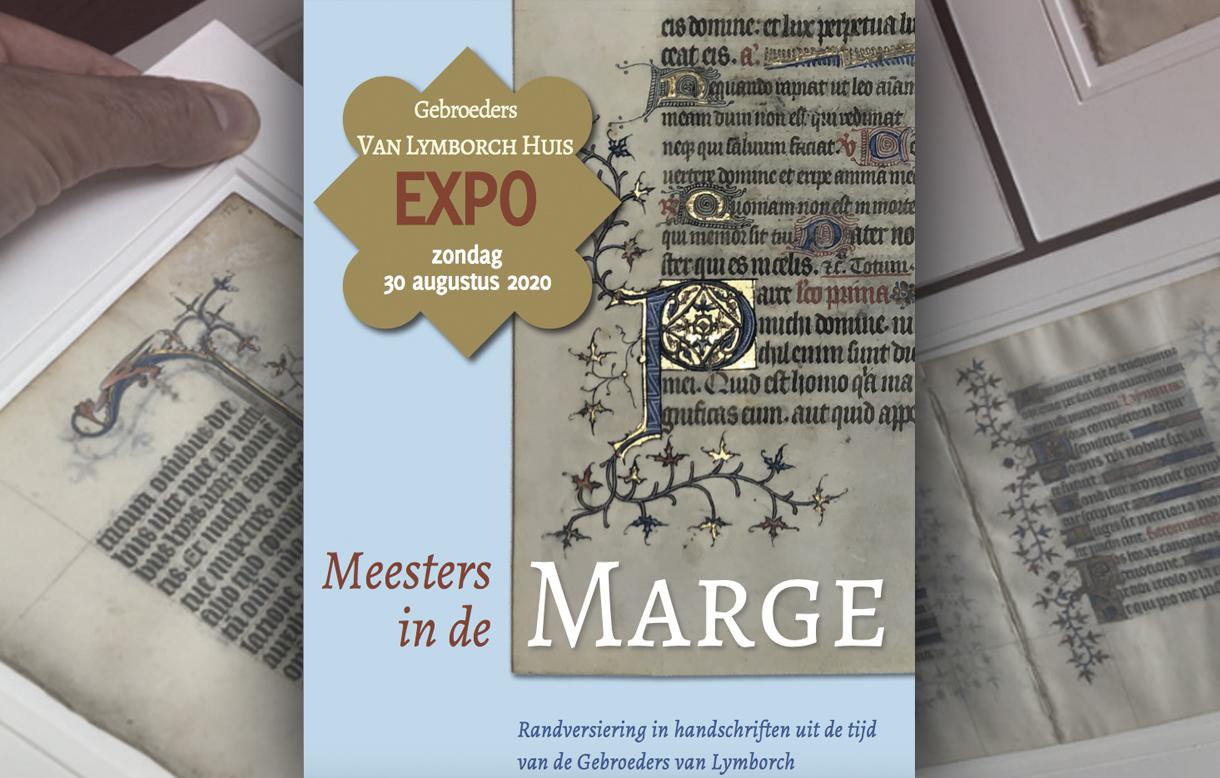 Expositie 'Meesters in de Marge'