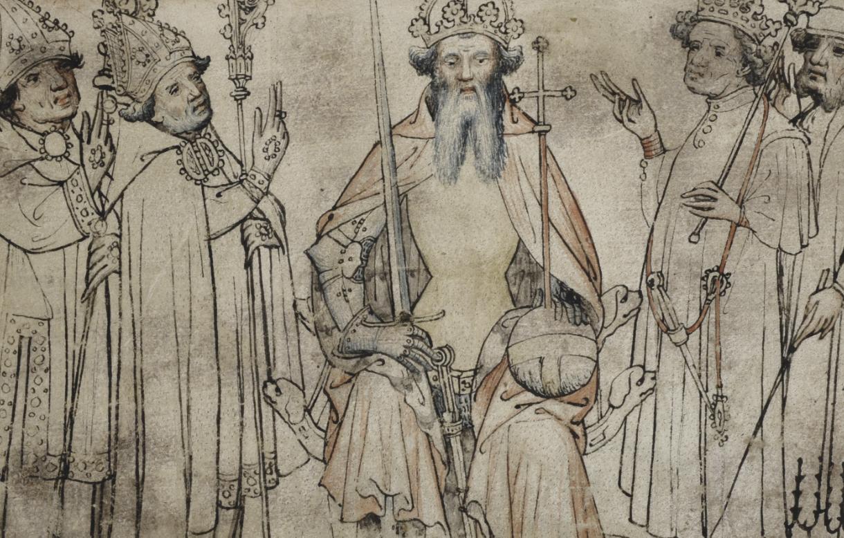 Het bizarre verhaal van 200 jaar receptiegeschiedenis van de Maelwael-Van Lymborchs